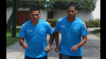 Mark Borda, el atleta invidente que correrá en la Lima 42K - Noticias de christian lengua