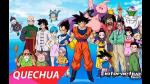 YouTube: Escucha el opening de Dragon Ball Super en quechua - Noticias de gokú