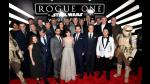 Star Wars: Así se vivió el avant premiere de Rogue One [FOTOS] - Noticias de george lucas