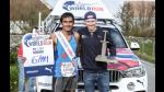 Wings for Life World Run: Emerson Trujillo ganó por tercera vez en Noruega - Noticias de emerson trujillo