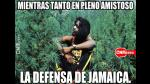 Facebook: los memes que dejó el amistoso Perú vs. Jamaica - Noticias de magic johnson