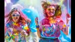 The Color Run Entel: gana ocho cupos para esta colorida carrera - Noticias de maratón