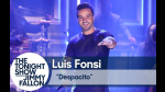 Luis Fonsi cantó 'Despacito' en el programa de Jimmy Fallon [Video] - Noticias de jimmy fallon